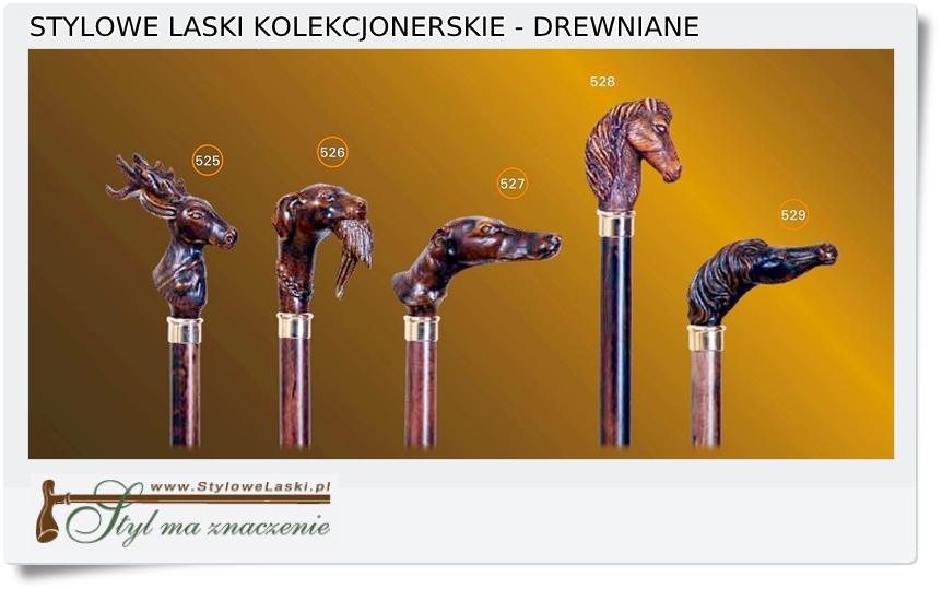 drewniane_laski_kolekcjonerskie